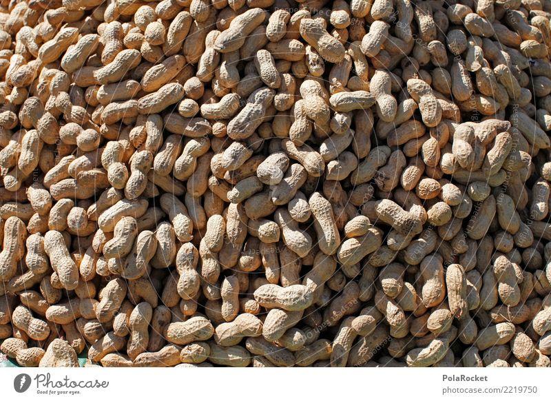 #A# Nüsse Lebensmittel Ernährung ästhetisch Nuss Erdnuss viele lecker Markttag Auswahl überschüssig Farbfoto mehrfarbig Außenaufnahme Experiment abstrakt