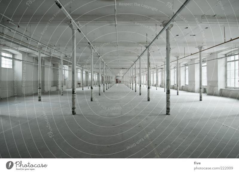 room02 alt Haus Arbeit & Erwerbstätigkeit Wand Fenster Mauer Gebäude hell Raum Tür groß leer trist Fabrik Boden Dach