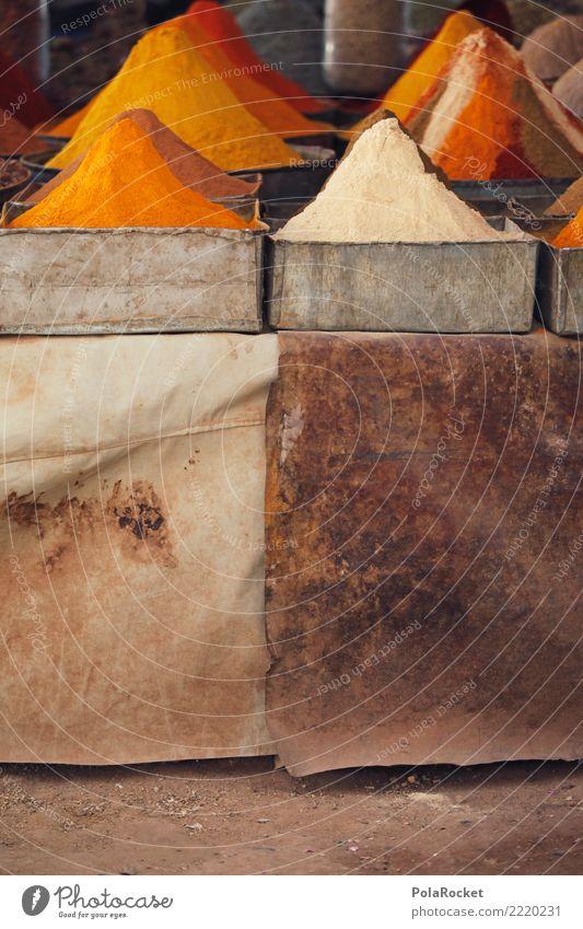 #A# viel scharf Kunst Kunstwerk ästhetisch Kräuter & Gewürze Scharfer Geschmack Gewürzladen viele Naher und Mittlerer Osten Orientalische Küche Arabien Marokko