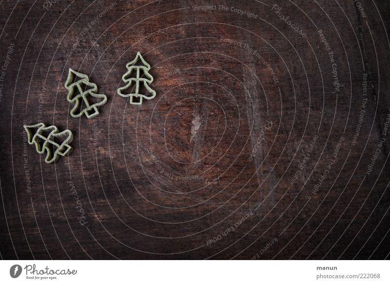 oh, Tannenbaum... natürlich außergewöhnlich liegen einfach Symbole & Metaphern Appetit & Hunger Weihnachtsbaum Tanne Vorfreude stechen nebeneinander Weihnachtsdekoration Ausstechform