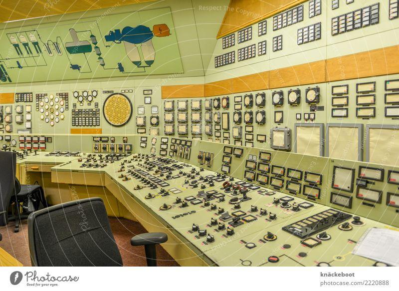 akw 2 Energiewirtschaft Industrie Macht Fabrik Tastatur Industrieanlage Kernkraftwerk