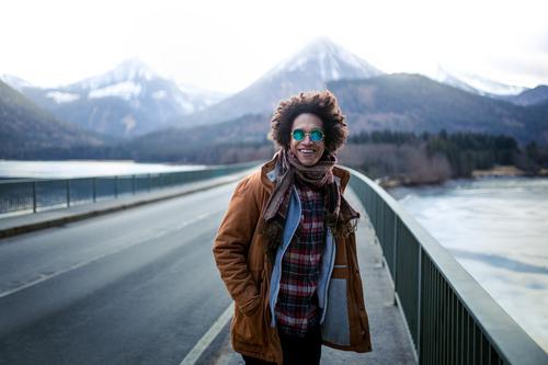Weihnachten & Advent Winter Lifestyle Schnee Bekleidung Fotografie Richtung Sonnenbrille reisend Hipster Schuss Güte wunderbar Ausflugsziel Schickimicki