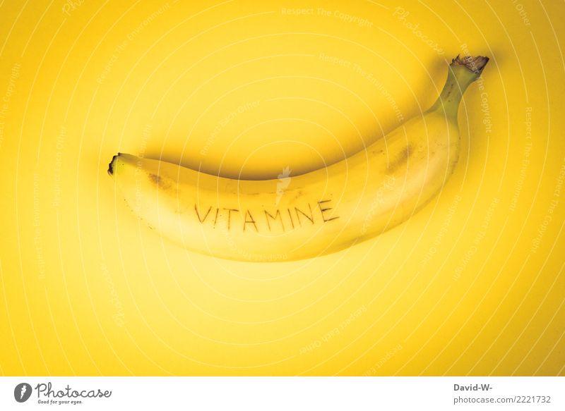 VITAMINE Mensch Gesunde Ernährung schön Leben gelb Gesundheit Kunst Lebensmittel Frucht Körper Kreativität lernen Fitness kaufen lecker