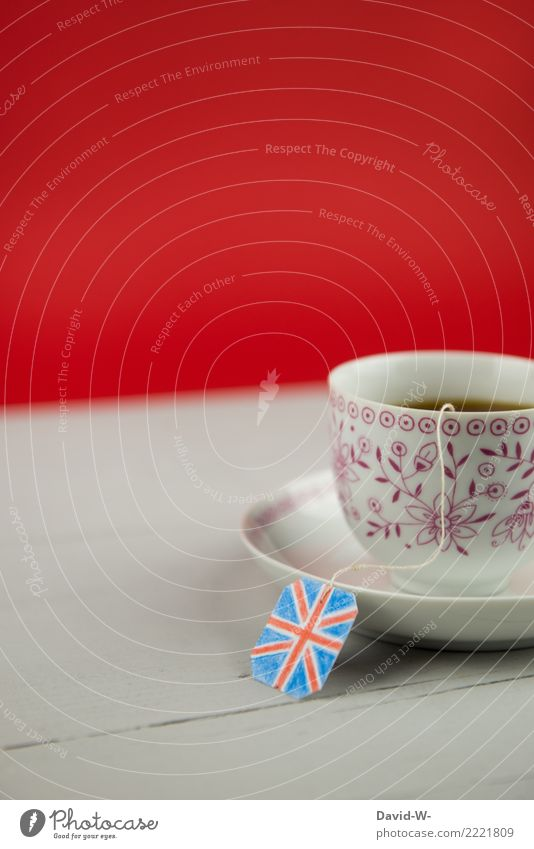 Englischer Tee Kaffeetrinken Lifestyle elegant Stil Gesundheit Gesundheitswesen Behandlung Seniorenpflege Gesunde Ernährung Krankheit Medikament Wellness Leben