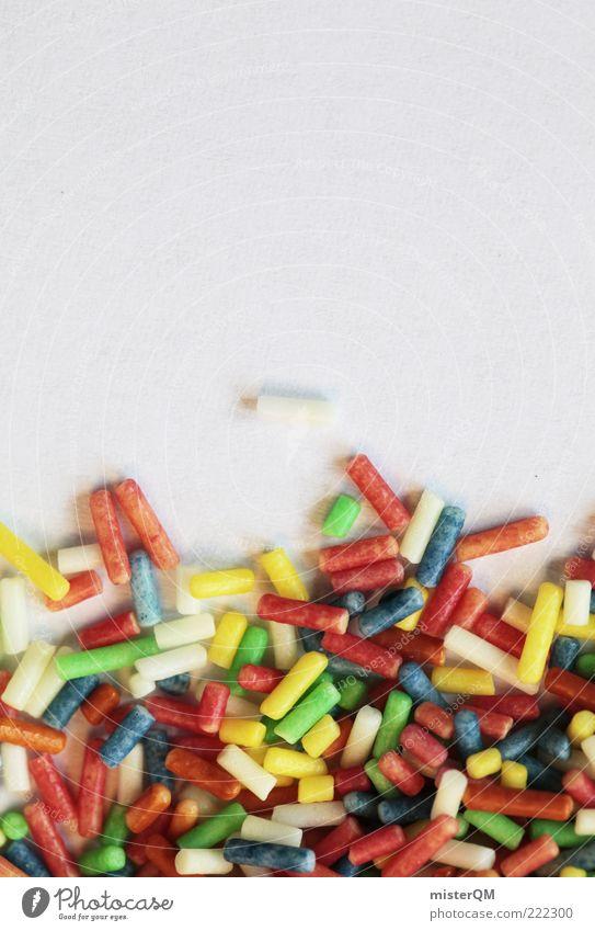 Streusel sind für alle da! Kunst klein süß ästhetisch Dekoration & Verzierung lecker Süßwaren Kreativität viele Idee Sammlung mehrfarbig Aktion verschönern Vielfältig ungesund