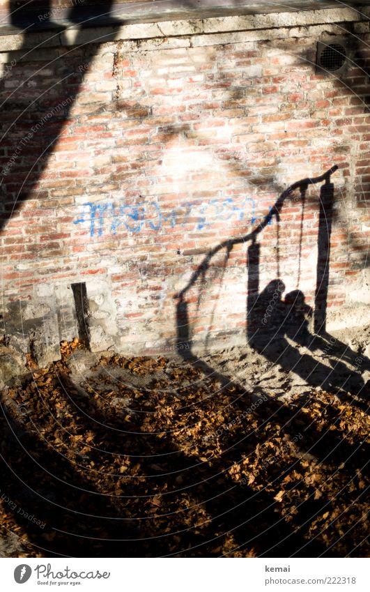 Mutter-Kind-Turnen (LT Ulm 14.11.10) Mensch Kind Blatt dunkel Wand Spielen Mauer Familie & Verwandtschaft Graffiti hell Erwachsene Mutter Freizeit & Hobby Kindheit Schaukel