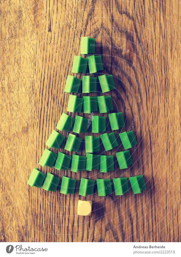 Oooooo Tannenbaum Weihnachten & Advent Winter Glück Feste & Feiern Zusammensein retro Symbole & Metaphern Weihnachtsbaum Vorfreude Weihnachtsdekoration