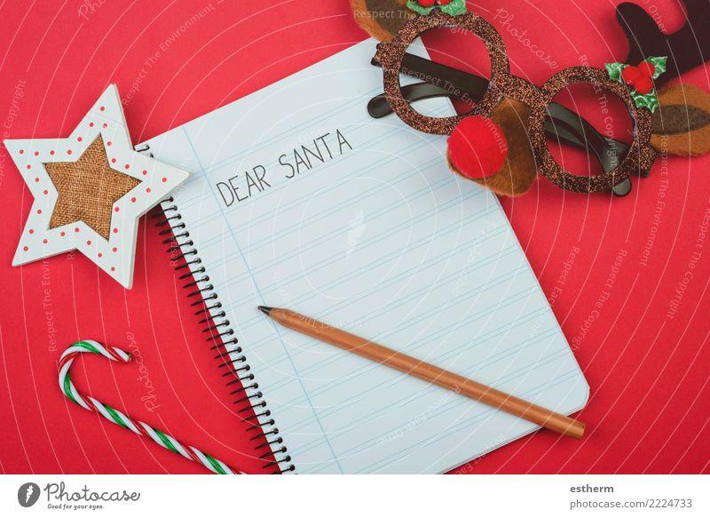 Weihnachten & Advent Freude Religion & Glaube Lifestyle Gefühle Bewegung Glück Feste & Feiern Party Denken träumen Kindheit Fröhlichkeit Tisch Papier Neugier