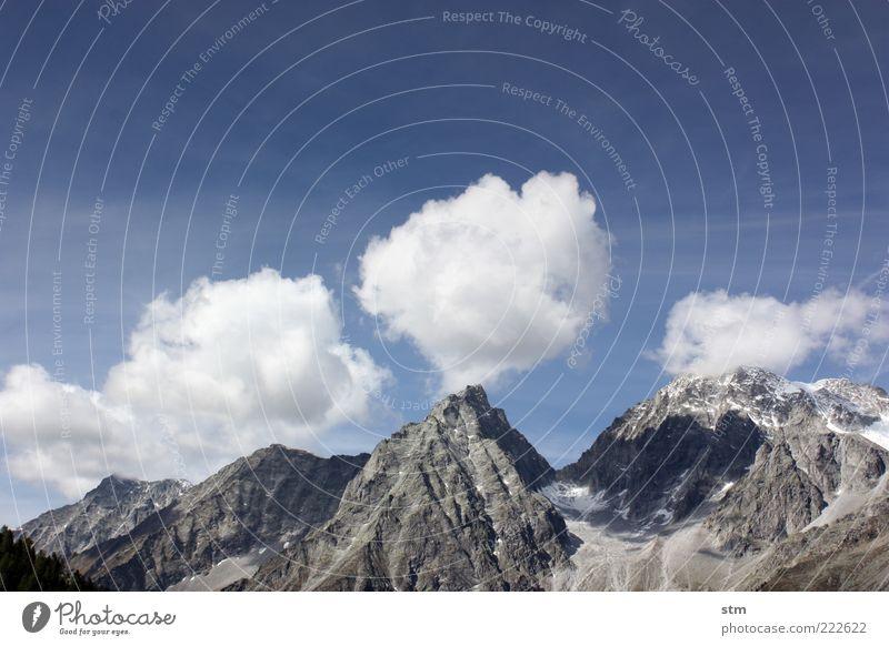traumzauberberg Himmel Natur Sommer Ferien & Urlaub & Reisen Wolken Winter Ferne Schnee Herbst Berge u. Gebirge Landschaft Umwelt Wetter Ausflug Felsen Alpen