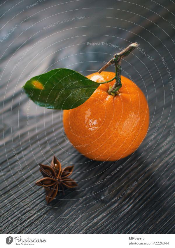 mandarine Gesunde Ernährung Blatt Lebensmittel orange Frucht Orange lecker Bioprodukte Vitamin Mandarine