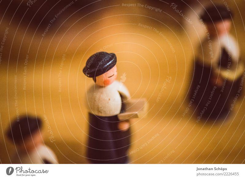 Weihnachtsfiguren Sternsinger / Kurrende Weihnachten & Advent Wärme Beleuchtung Stimmung Häusliches Leben hell Dekoration & Verzierung Hoffnung Wohlgefühl