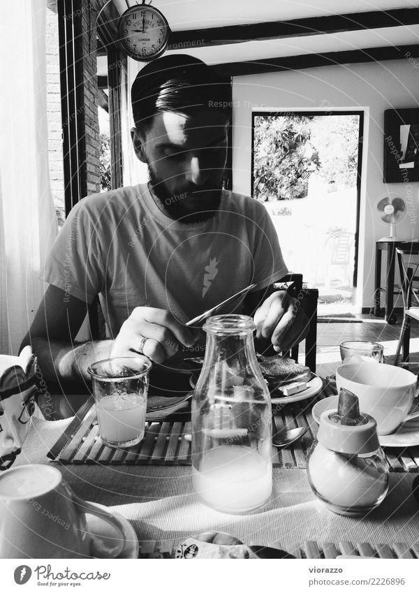 BREAKFAST IN SICILY. Ernährung Essen Frühstück Bioprodukte Vegetarische Ernährung Saft Flasche Stil Gesunde Ernährung Wohlgefühl Zufriedenheit Erholung