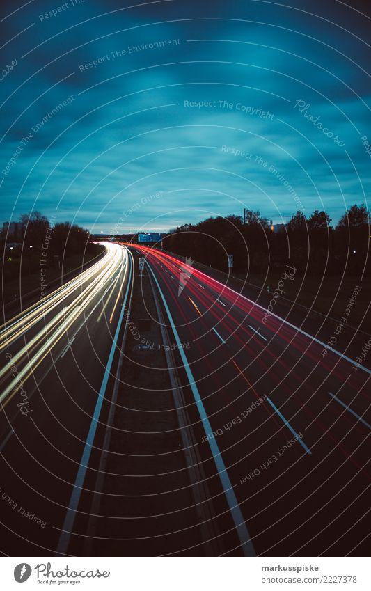 BAB A9 München - Berlin AS Bayreuth Verkehr Verkehrsmittel Verkehrswege Personenverkehr Berufsverkehr Güterverkehr & Logistik Straßenverkehr Autofahren