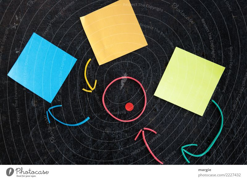 Die Mitte finden Arbeit & Erwerbstätigkeit Beruf Büroarbeit Arbeitsplatz Handel Medienbranche Werbebranche Kapitalwirtschaft Business Unternehmen Karriere