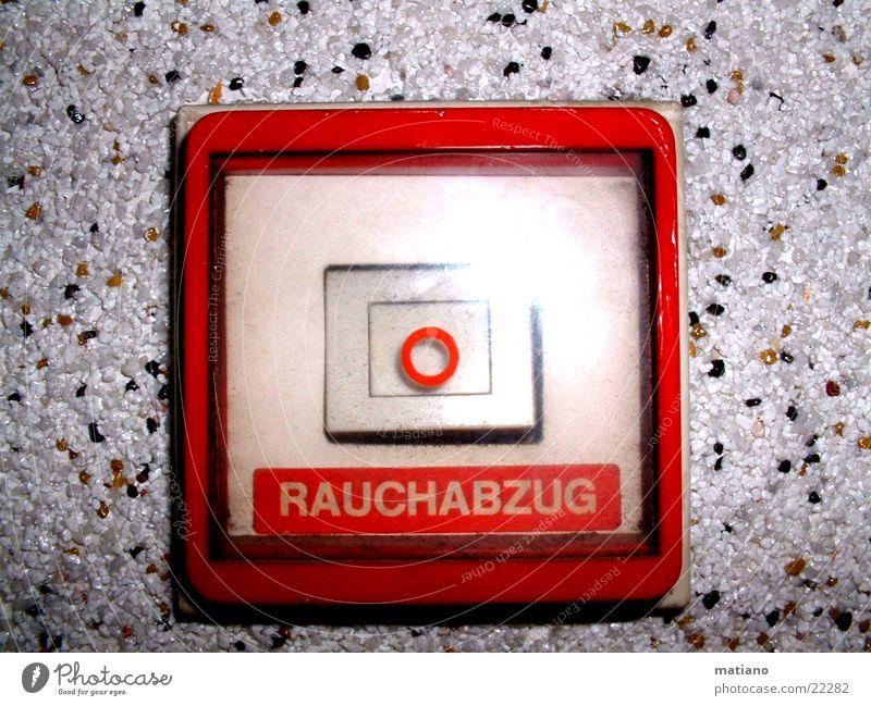 rauchabzug Haus Brand Sicherheit Dinge Rauch