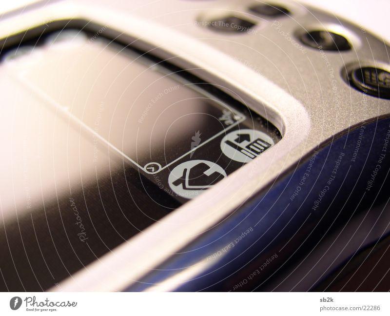 Palm @ Home blau dunkel hell Computer Bildschirm Anzeige Eingabe PDA
