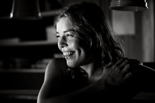 just smile Jugendliche schön Freude Gesicht Erholung Glück lachen lustig Zufriedenheit Fröhlichkeit authentisch außergewöhnlich leuchten Lächeln Lebensfreude
