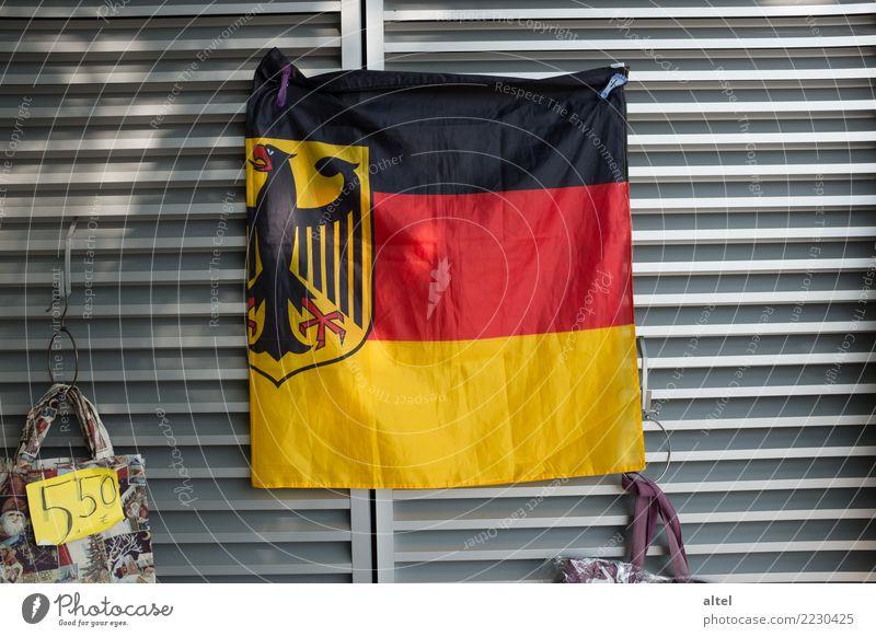 Souvenir, Souvenir Koblenz Deutschland Sehenswürdigkeit Wahrzeichen Dekoration & Verzierung Zeichen Klischee gold rot schwarz Hochmut kaufen AfD typisch