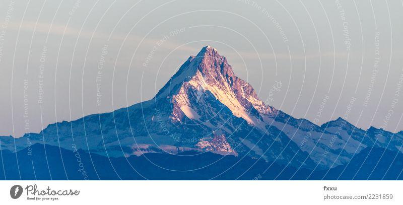 Schreckhorn Faulhorn Sieben Hengst Schweiz Felsen Alpen Berge u. Gebirge Grindelwald Natur Schnee Aussicht Berner Oberland nordwand Gletscher Winter wandern