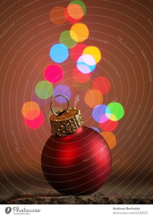 Christbaumkugel Weihnachten & Advent ruhig Feste & Feiern Zusammensein Glaube Symbole & Metaphern Tradition Weihnachtsbaum Vorfreude Weihnachtsdekoration