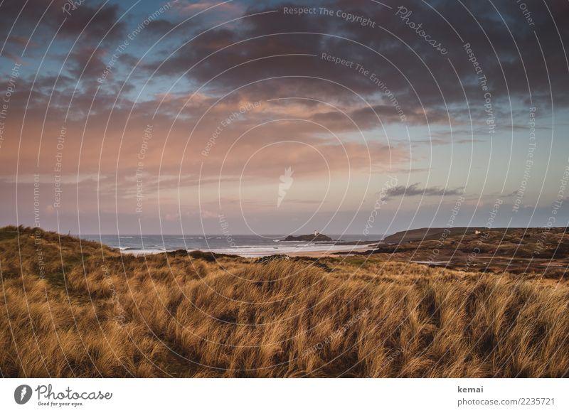 To the lighthouse harmonisch Wohlgefühl Sinnesorgane Erholung ruhig Freizeit & Hobby Ferien & Urlaub & Reisen Ausflug Abenteuer Ferne Freiheit Strand Meer Insel