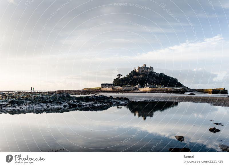 A morning in Cornwall Leben harmonisch Wohlgefühl Zufriedenheit Erholung ruhig Ferien & Urlaub & Reisen Tourismus Ausflug Abenteuer Freiheit Landschaft Wasser