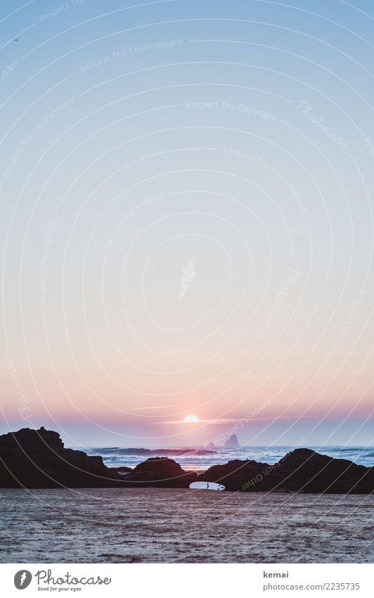 End of day Lifestyle Leben harmonisch Wohlgefühl Zufriedenheit Sinnesorgane Erholung ruhig Freizeit & Hobby Ferien & Urlaub & Reisen Ausflug Abenteuer Ferne