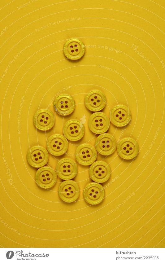 Individualist Kunststoff Zeichen Unendlichkeit gelb Gesellschaft (Soziologie) Identität einzigartig innovativ Inspiration Politik & Staat Religion & Glaube Team
