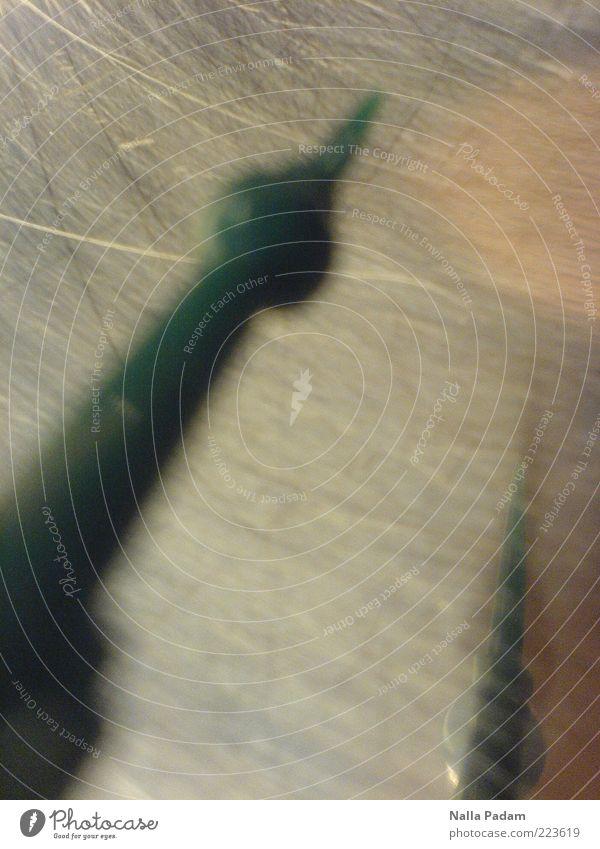 Turmreflexion Metall Kunststoff grün silber Spieß Kitsch Farbfoto Innenaufnahme Textfreiraum Mitte Unschärfe Menschenleer Schatten Reflexion & Spiegelung Spitze