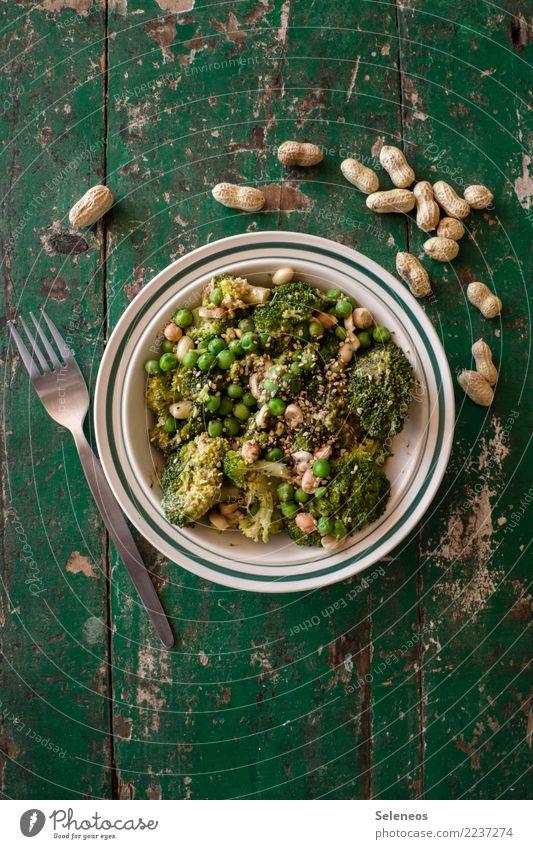 eat your greens Lebensmittel Gemüse Nuss Erdnuss Brokkoli Erbsen Sesam Ernährung Essen Mittagessen Bioprodukte Vegetarische Ernährung Diät Schalen & Schüsseln