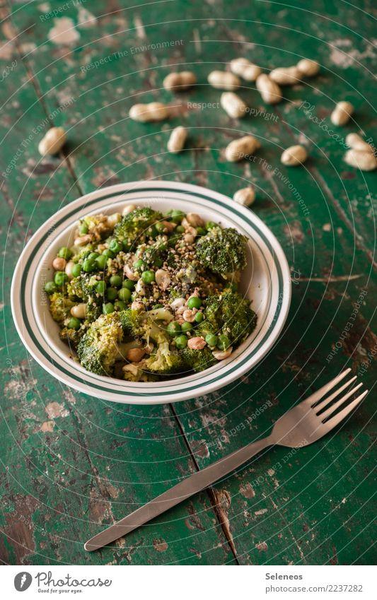 Thai Lebensmittel Gemüse Nuss Erdnuss Brokkoli Erbsen Sesam Ernährung Essen Mittagessen Abendessen Bioprodukte Vegetarische Ernährung Diät Vegane Ernährung