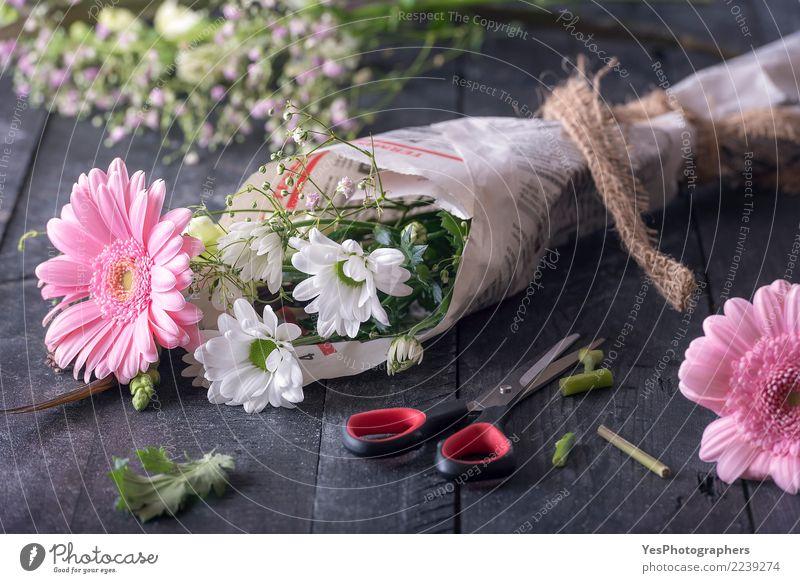 schön Blume Blüte Liebe Gefühle Feste & Feiern Design Freundschaft Dekoration & Verzierung Kreativität Geburtstag Fröhlichkeit Romantik Blumenstrauß
