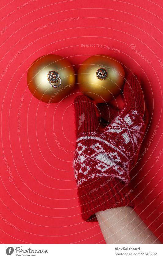 Weihnachtsbrust Lifestyle Ferien & Urlaub & Reisen Winter Weihnachten & Advent Silvester u. Neujahr einfach frisch lustig neu Leidenschaft Warmherzigkeit