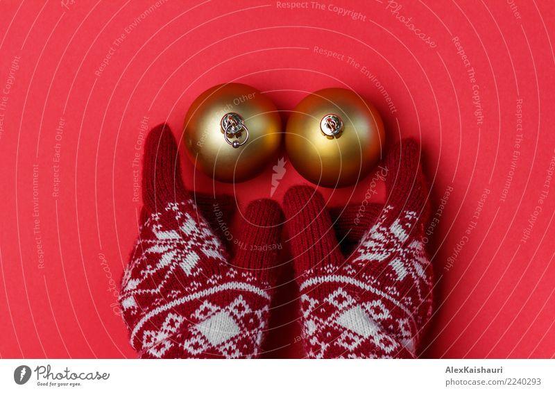 Weihnachtsbrust Winter Winterurlaub Weihnachten & Advent Silvester u. Neujahr einfach frisch neu Freude Warmherzigkeit Liebe Erotik Freundlichkeit ästhetisch