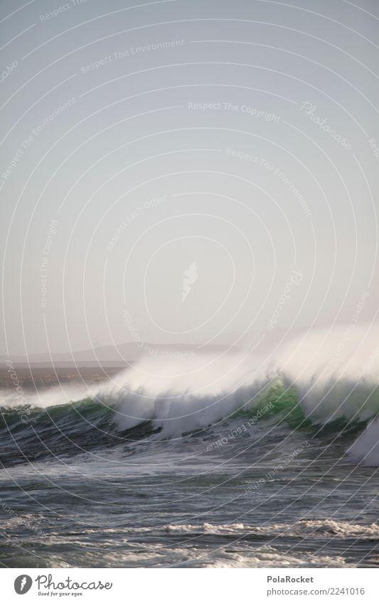 #AS# Wave Kunst Abenteuer Wellen Wellengang Wellenform Wellenkamm Wellenlinie Wellenschlag Wellenkuppe Wellenbruch Sturm Wasser Meer Meerwasser Wasserkraftwerk
