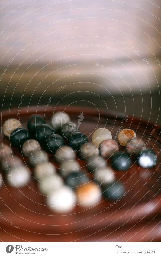 Symmetrie 6.00 Spielen Holz Stein braun Zufriedenheit Freizeit & Hobby ästhetisch Kreis rund einzigartig Kugel Kreuz Holzbrett Identität Rätsel Präzision