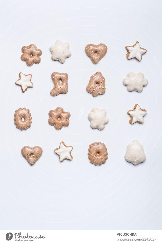 Weihnachten Lebkuchen Stillleben kaufen Design Winter Feste & Feiern Weihnachten & Advent Dekoration & Verzierung Zeichen Ornament Tradition Entwurf