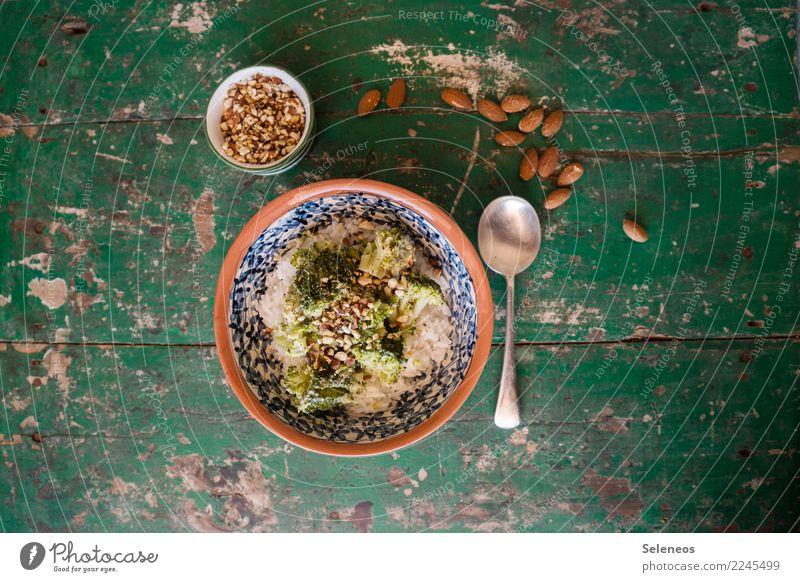 Mittagspause Essen Gesundheit Lebensmittel Ernährung frisch lecker Gemüse Bioprodukte Schalen & Schüsseln Diät Vegetarische Ernährung Mittagessen Fasten Löffel