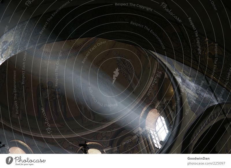Bin zwar nicht gläubig, aber... alt schön Gefühle Gebäude Stimmung groß Kirche authentisch außergewöhnlich leuchten fantastisch Bauwerk historisch Dom himmlisch Bildausschnitt