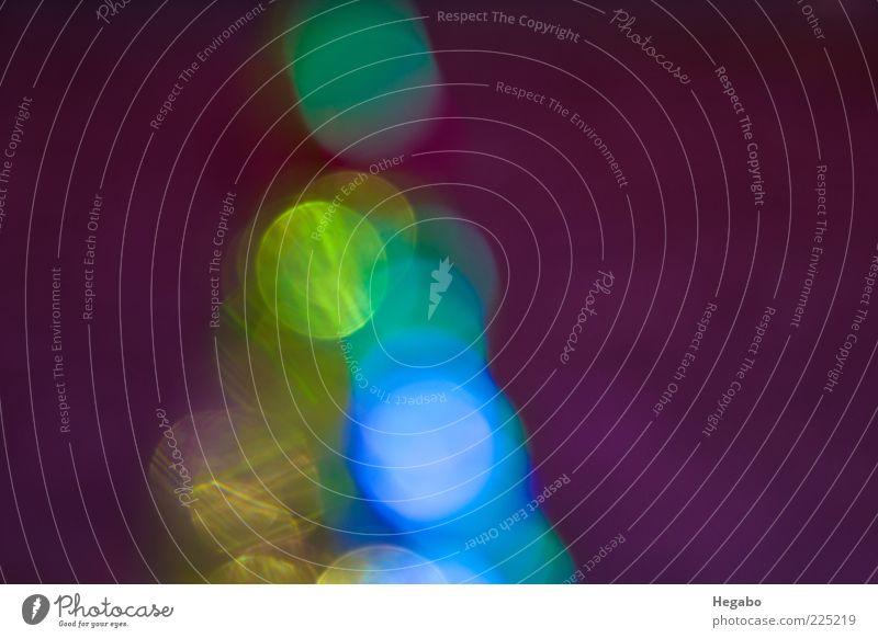 Lichtspiel Stil gold nah geheimnisvoll skurril Blendenfleck Lichteffekt