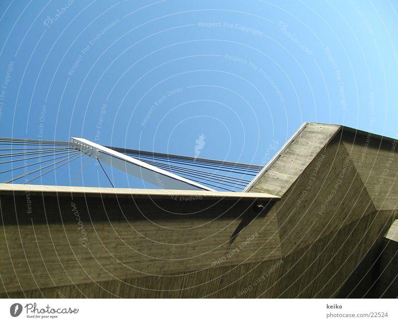 keiko Mannheim abstrakt Architektur Brücke Architekur