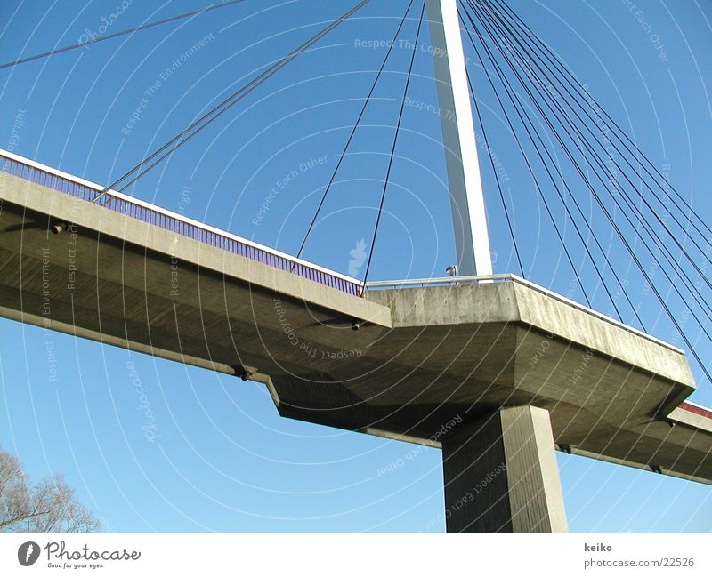 keiko Architektur Brücke Mannheim