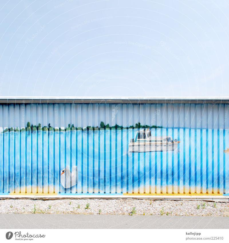 tropical island Wasser blau Sommer Strand Ferien & Urlaub & Reisen Meer Tier Graffiti Küste See Wetter Vogel Insel Klima Fluss Dekoration & Verzierung