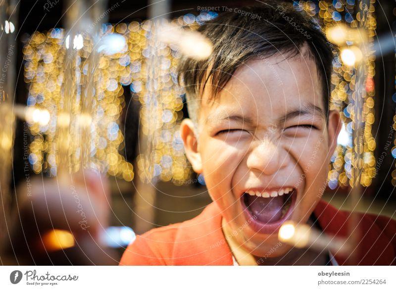 Kind Mensch Freude Lifestyle Stil Junge klein Glück Design Lächeln Abenteuer sparen