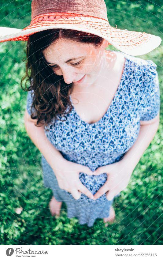 Schwangere Frau hat ein glückliches Mensch Einsamkeit Gesicht Erwachsene Traurigkeit Denken Angst Verkehr Herz Armut Asien Wut Schmerz Gewalt Verzweiflung