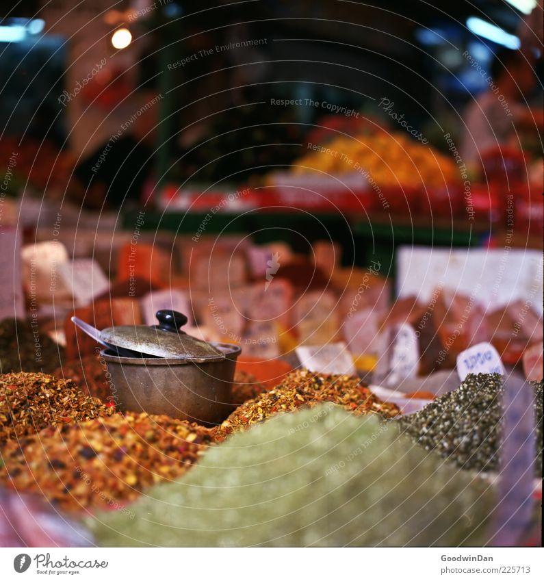 für eine Hand voll Schekel... schön Stimmung Lebensmittel verrückt groß gut Türkei Unendlichkeit viele Kräuter & Gewürze lecker Duft Europa Geruch Bioprodukte Topf