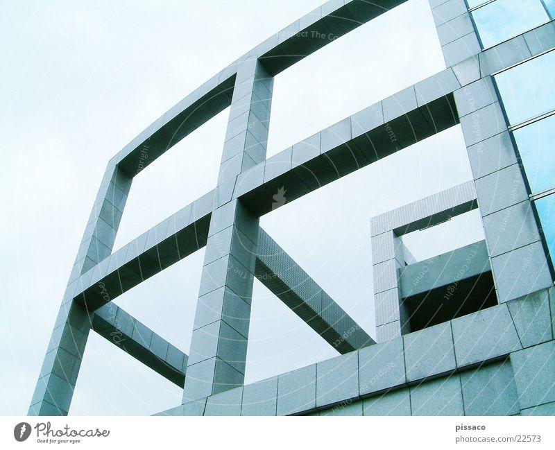 gebäude Quadrat praktisch Architektur gut