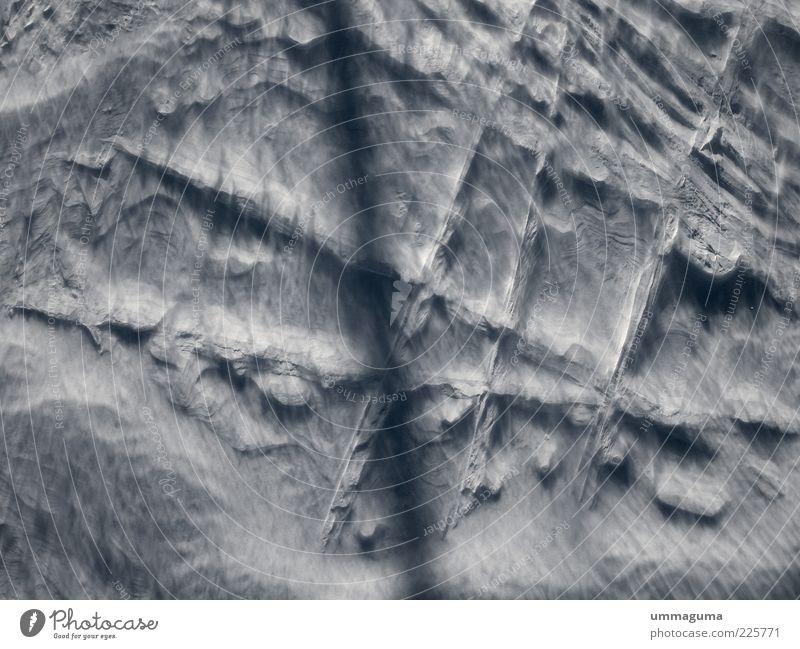 schnee, vom wind gezeichnet Natur Winter Schnee Wind natürlich Urelemente Sturm Schneewehe