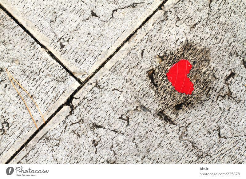Marmorstein und Eisen bricht... rot Freude Gefühle Glück Feste & Feiern Stein Freundschaft Geburtstag Herz Sex Zeichen Ostern Hochzeit Wohlgefühl Partnerschaft harmonisch