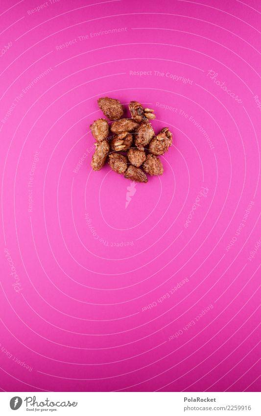 #S# Handmade Nuts I Weihnachten & Advent Glück rosa Ernährung Kreativität süß Süßwaren Vorfreude Markt Zucker verführerisch Nuss selbstgemacht backen Fingerfood